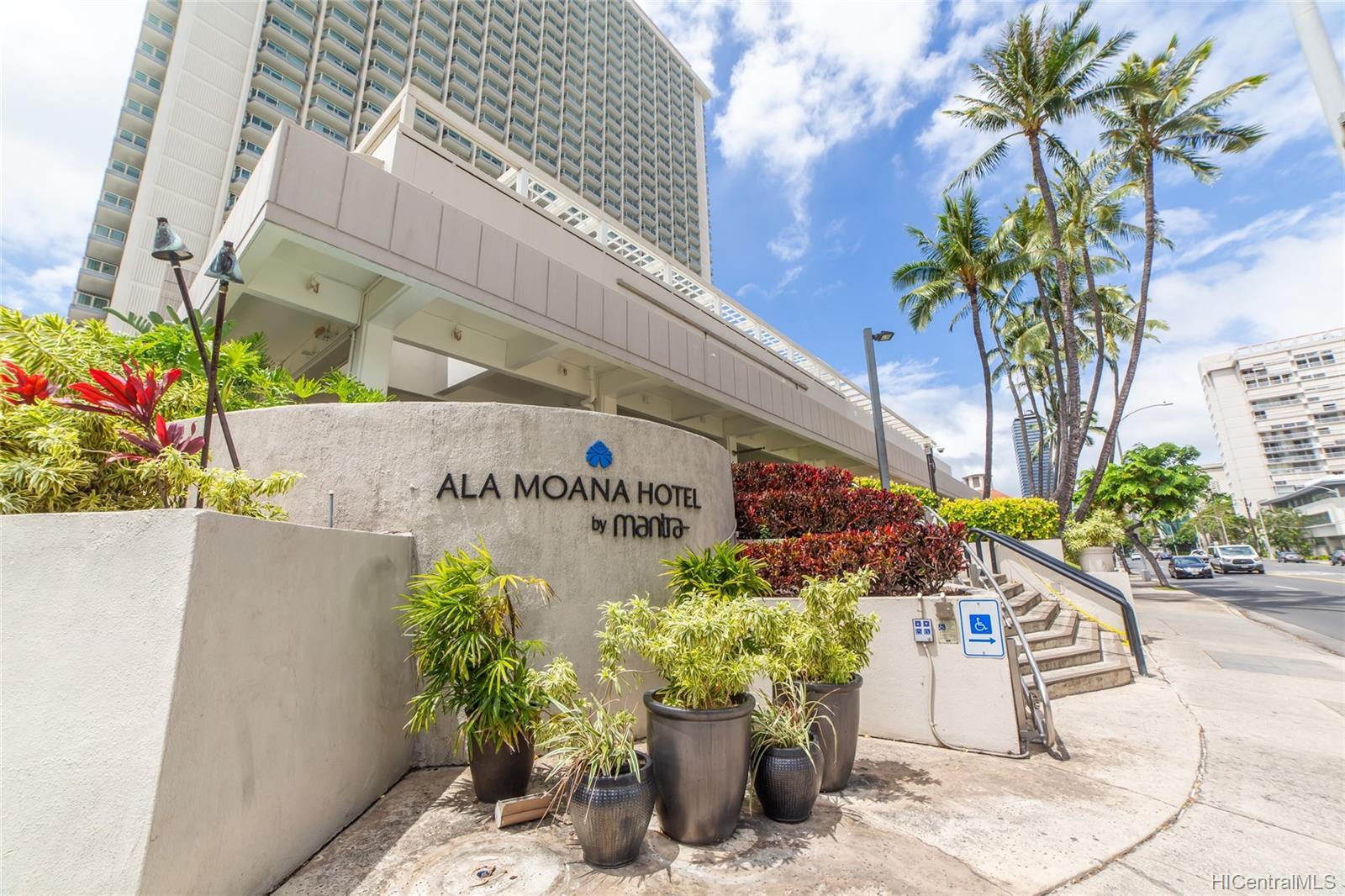 Ala Moana Hotel Condo condo # 619, Honolulu, Hawaii - photo 1 of 20