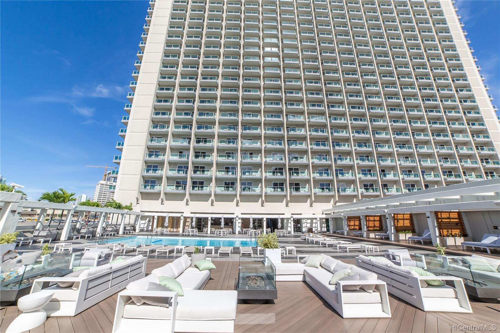 Ala Moana Hotel Condo condo # 619, Honolulu, Hawaii - photo 19 of 20