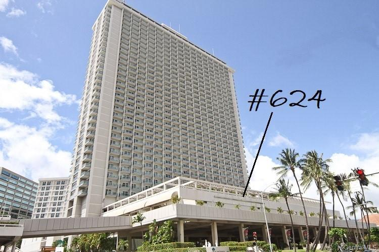 Ala Moana Hotel Condo condo # 624, Honolulu, Hawaii - photo 1 of 19