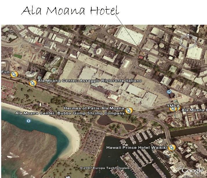 Ala Moana Hotel Condo condo # 848, Honolulu, Hawaii - photo 8 of 17
