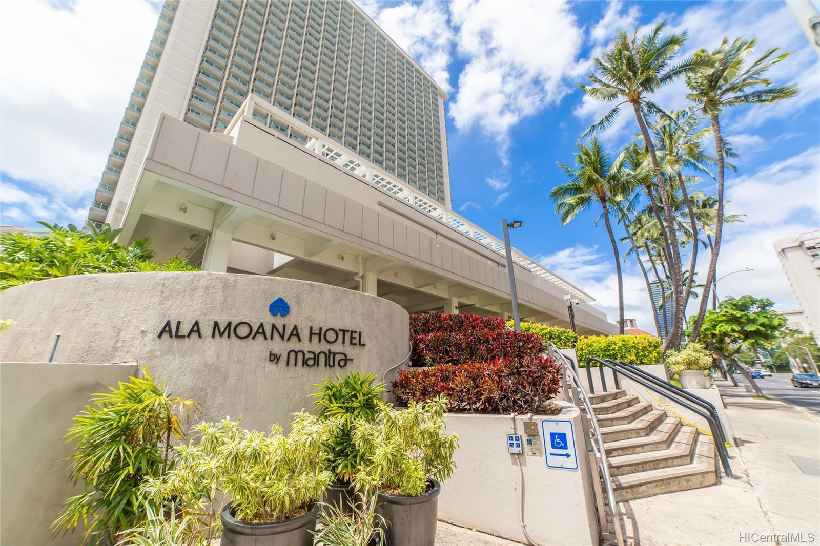 Ala Moana Hotel Condo condo # 929, Honolulu, Hawaii - photo 1 of 15