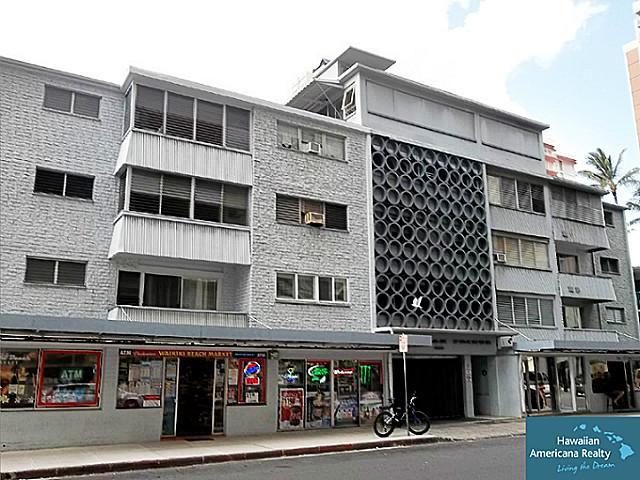 Hawaiian Prince Apts Ltd condo # 303, Honolulu, Hawaii - photo 12 of 12