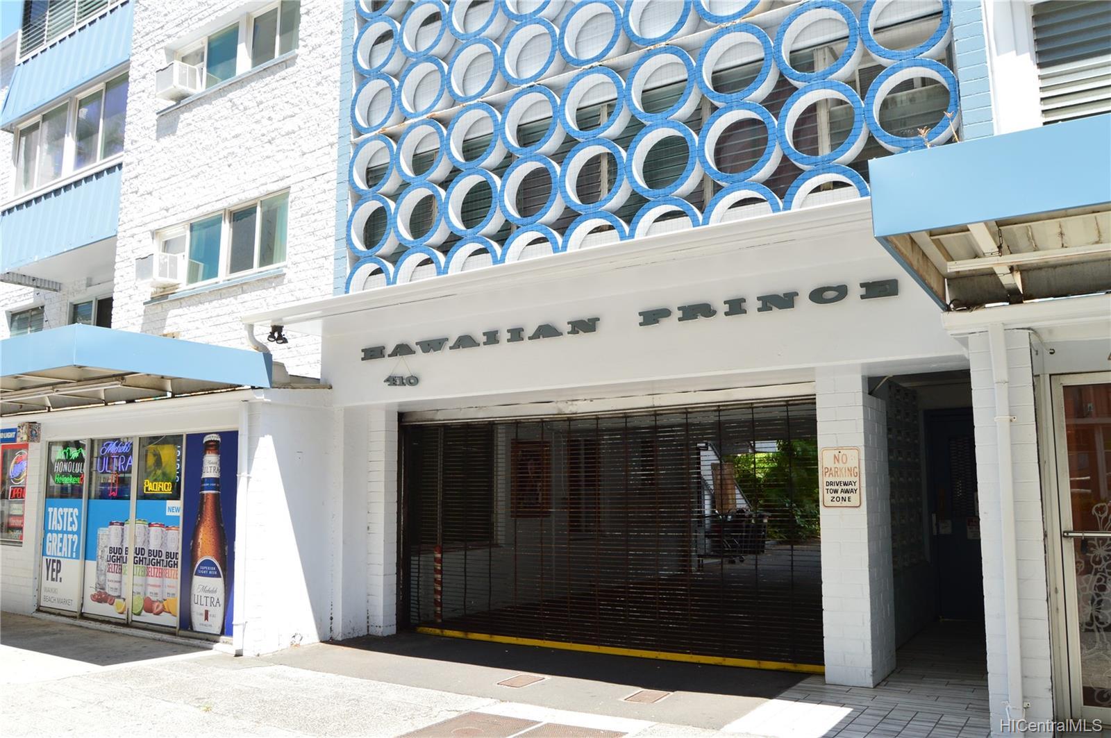 Hawaiian Prince Apts Ltd condo # 117, Honolulu, Hawaii - photo 11 of 12