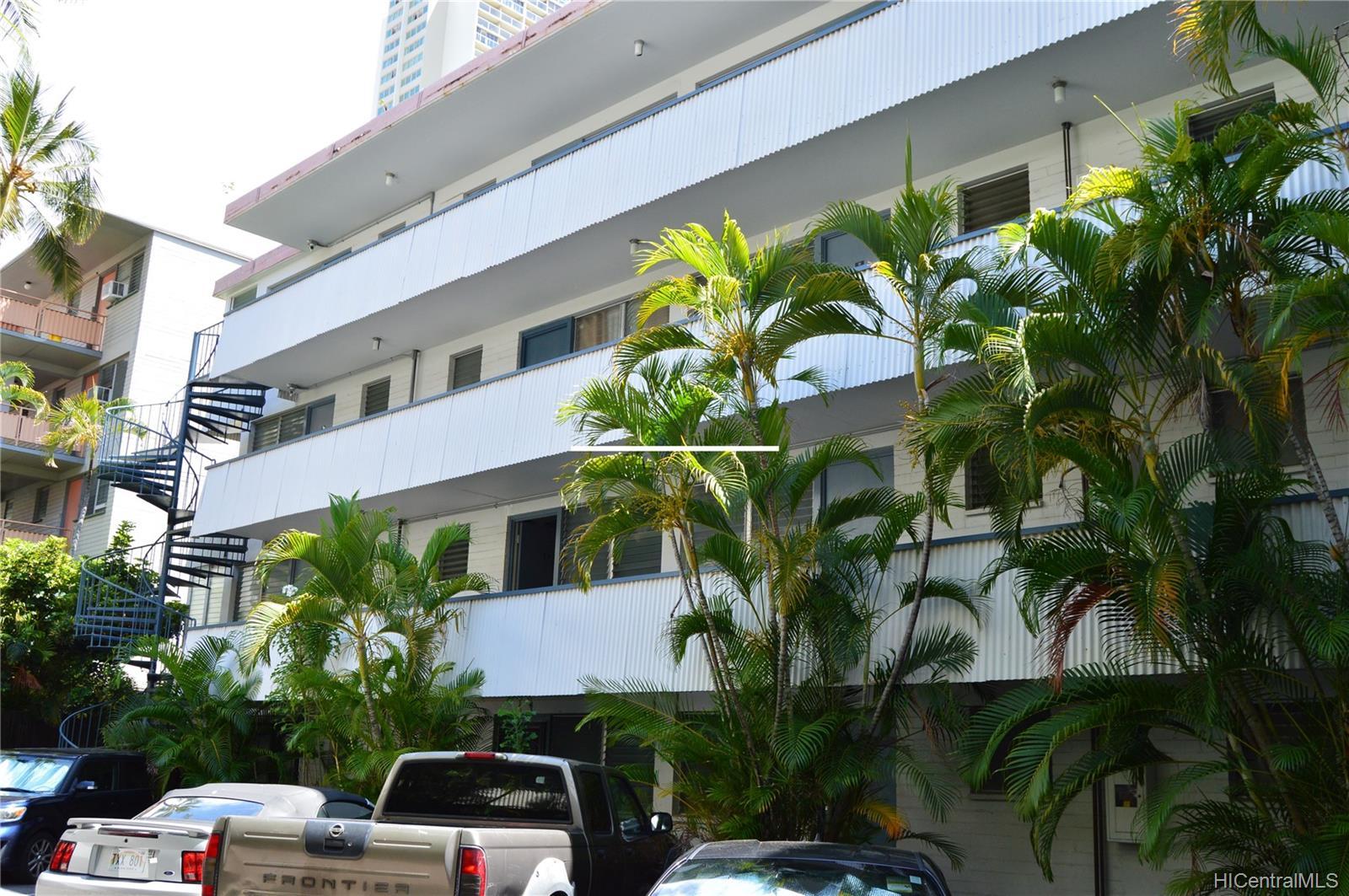 Hawaiian Prince Apts Ltd condo # 117, Honolulu, Hawaii - photo 10 of 12