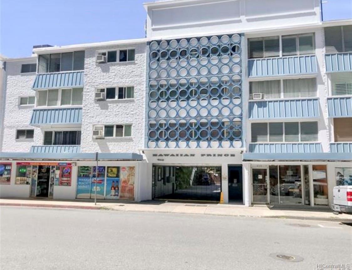 Hawaiian Prince Apts Ltd condo # 204, Honolulu, Hawaii - photo 10 of 11