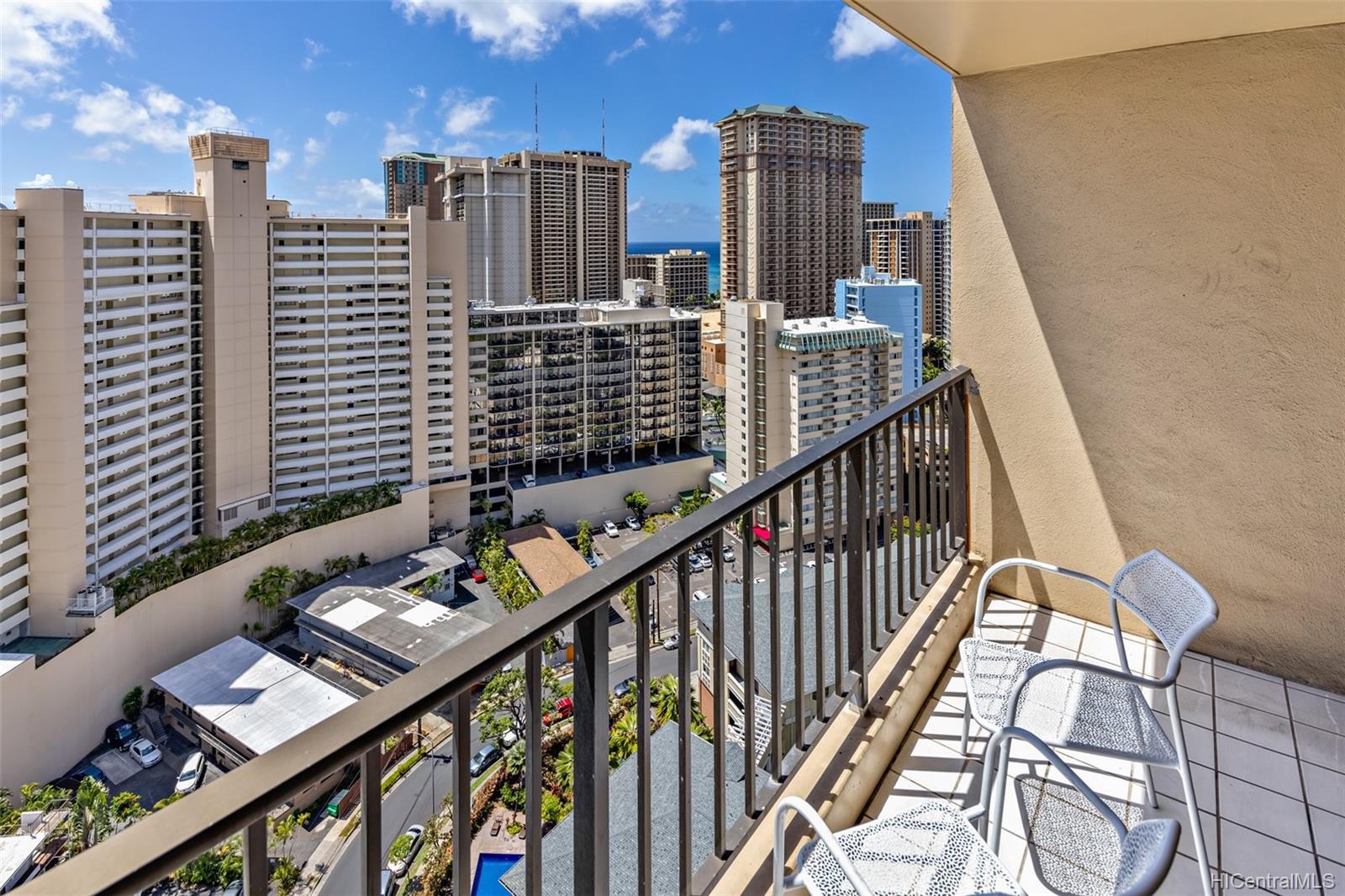 Chateau Waikiki condo # 2413, Honolulu, Hawaii - photo 13 of 25