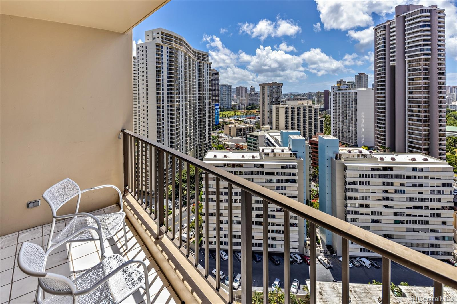 Chateau Waikiki condo # 2413, Honolulu, Hawaii - photo 15 of 25