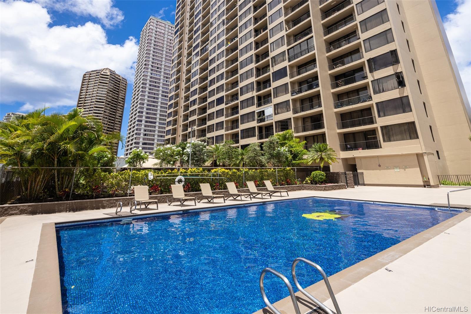 Chateau Waikiki condo # 2413, Honolulu, Hawaii - photo 18 of 25