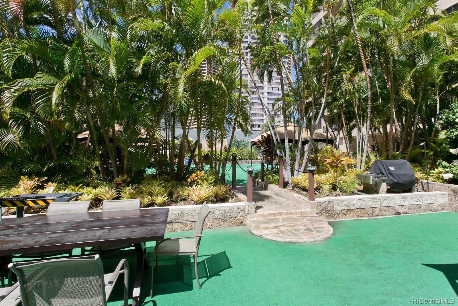 Chateau Waikiki condo # 602, Honolulu, Hawaii - photo 14 of 17