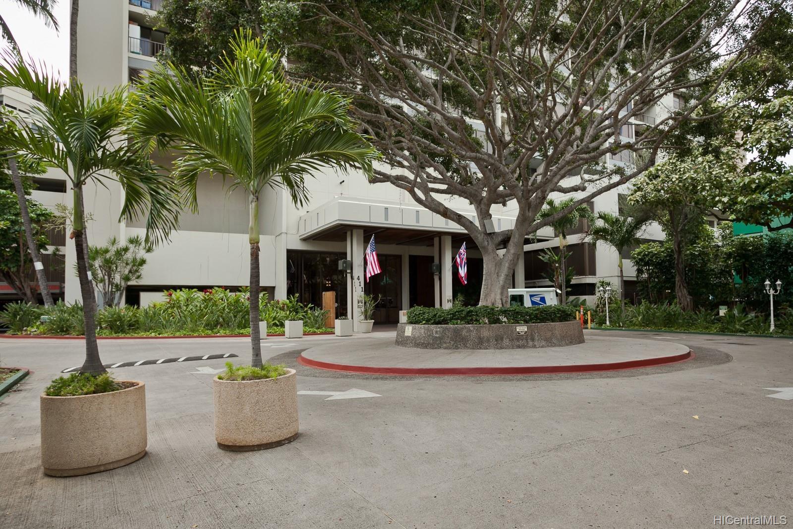 Chateau Waikiki condo # 602, Honolulu, Hawaii - photo 17 of 17