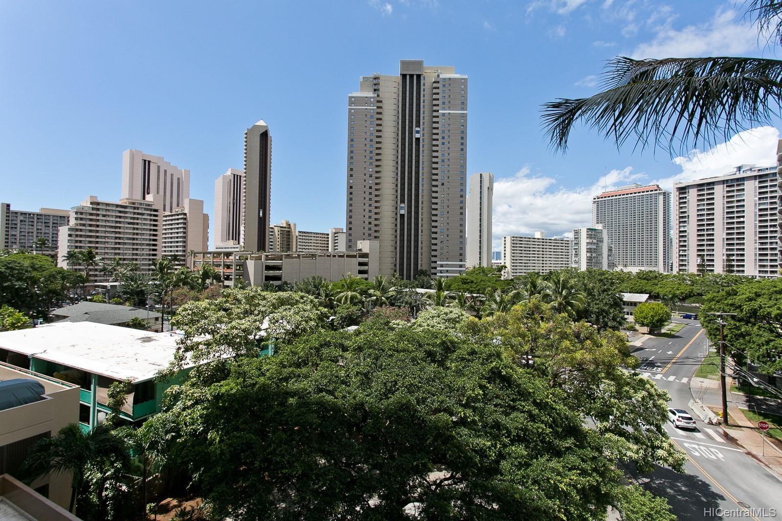 Chateau Waikiki condo # 602, Honolulu, Hawaii - photo 10 of 17
