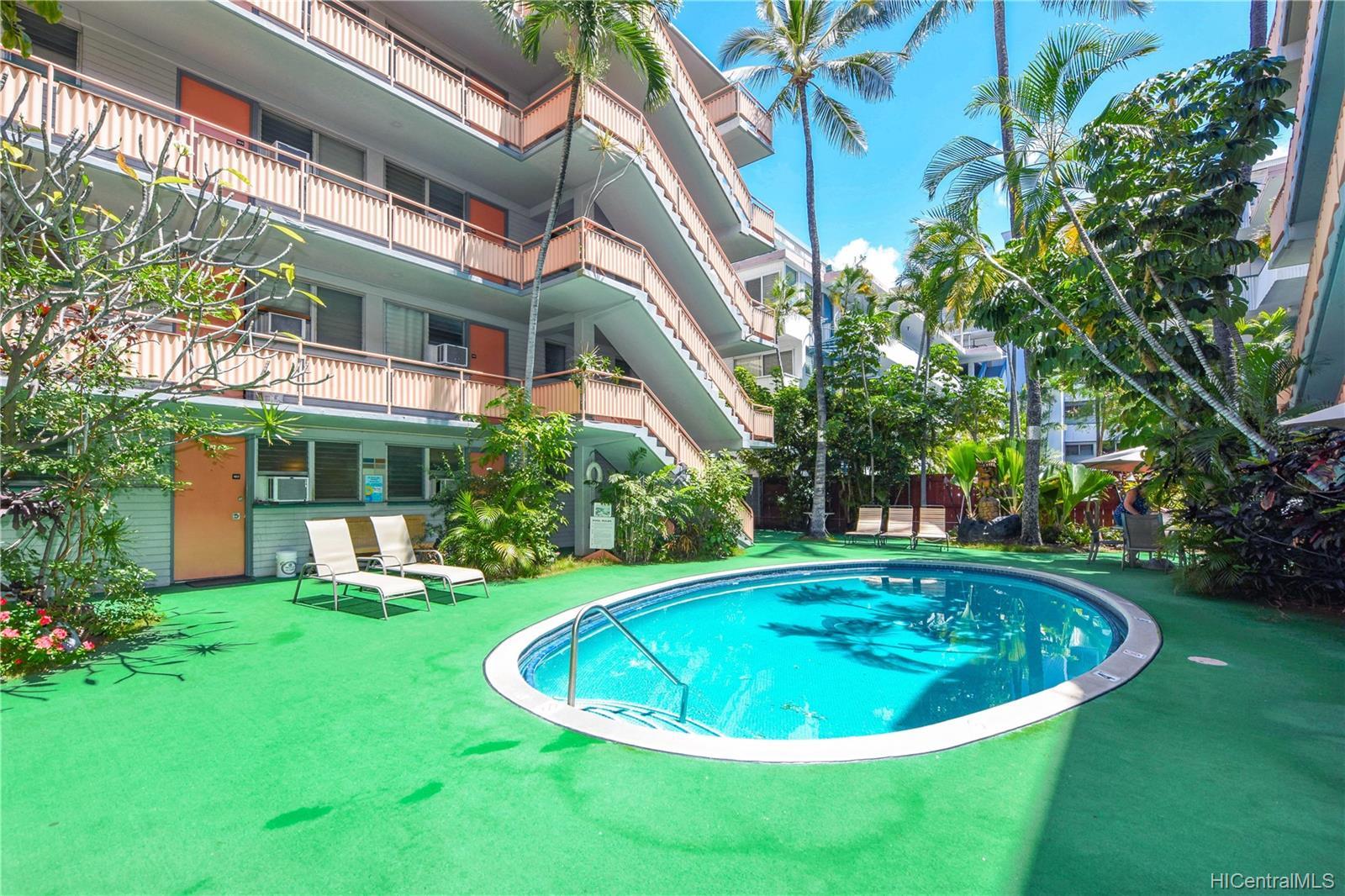Hawaiian King condo # 203, Honolulu, Hawaii - photo 20 of 20
