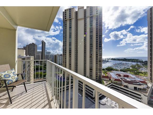 Sunset Towers condo #1604, Honolulu, Hawaii - photo 1 of 20