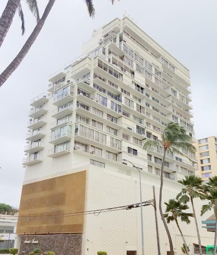 Sunset Towers condo # 1203, Honolulu, Hawaii - photo 15 of 15