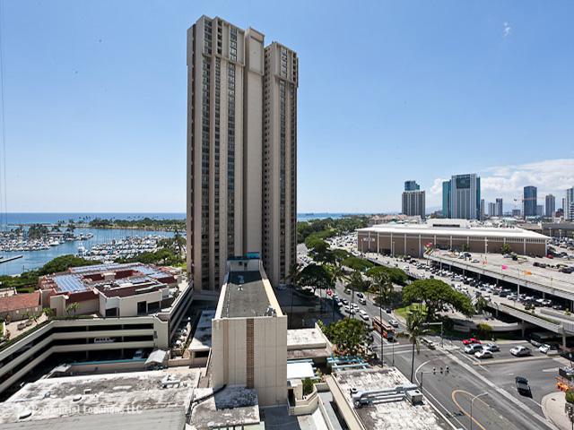 Sunset Towers condo #1305, Honolulu, Hawaii - photo 1 of 14