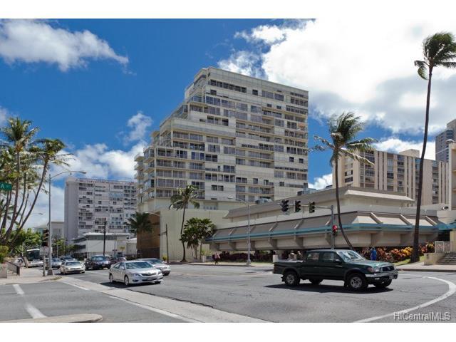 Sunset Towers condo #1403, Honolulu, Hawaii - photo 1 of 16