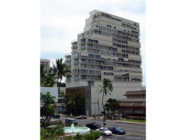 Sunset Towers condo #2002, Honolulu, Hawaii - photo 1 of 25