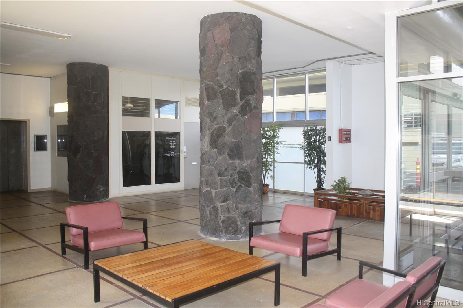 Atkinson Towers Inc condo # 603, Honolulu, Hawaii - photo 8 of 8