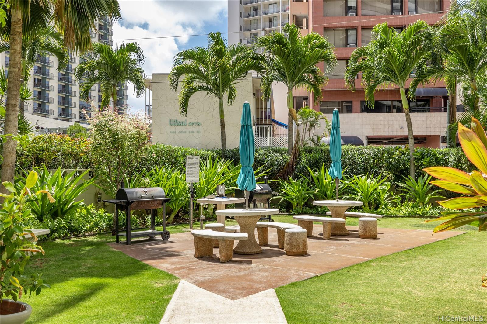 Kalia condo # 1206B, Honolulu, Hawaii - photo 22 of 25