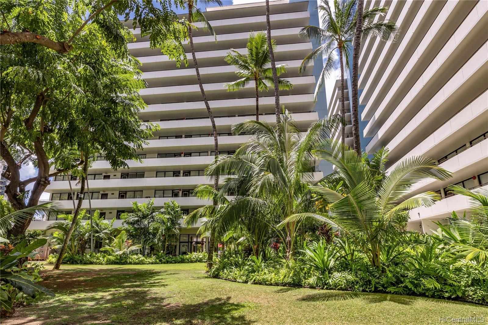 Kalia condo # 1206B, Honolulu, Hawaii - photo 25 of 25