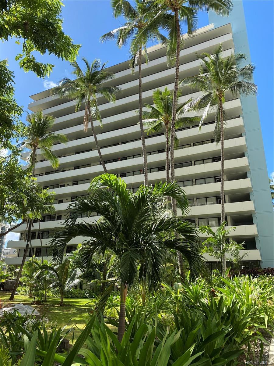 Kalia condo # 202B, Honolulu, Hawaii - photo 21 of 21