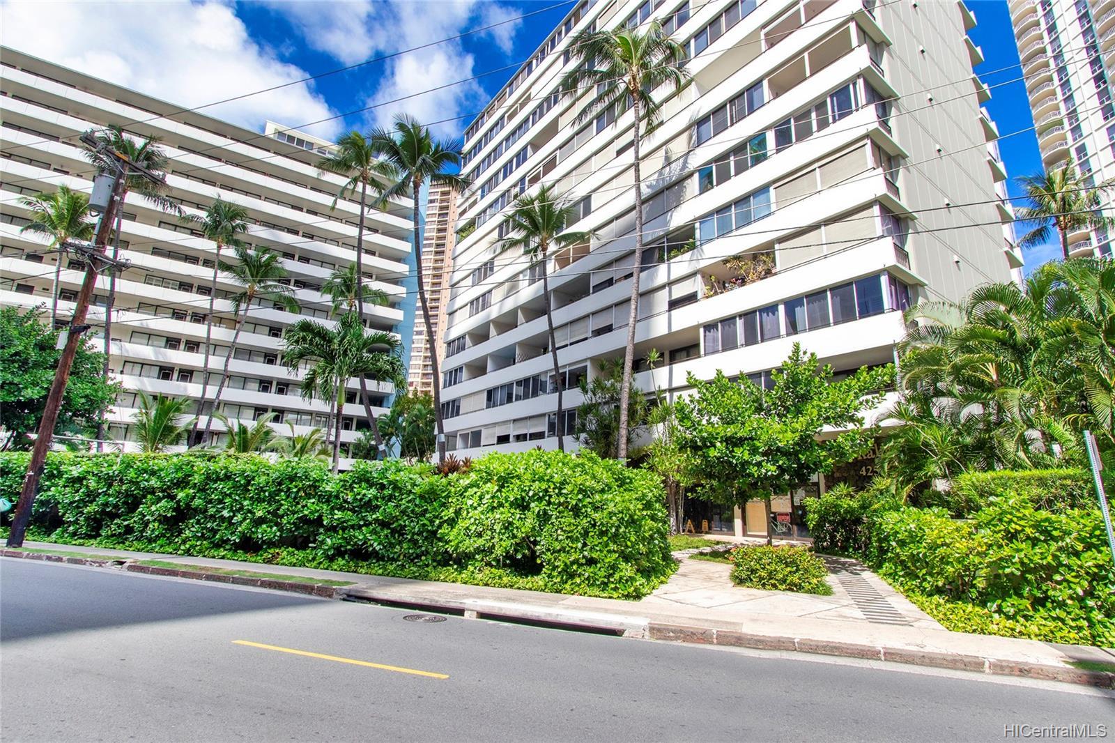 Kalia Inc (B) condo # 802B, Honolulu, Hawaii - photo 15 of 25