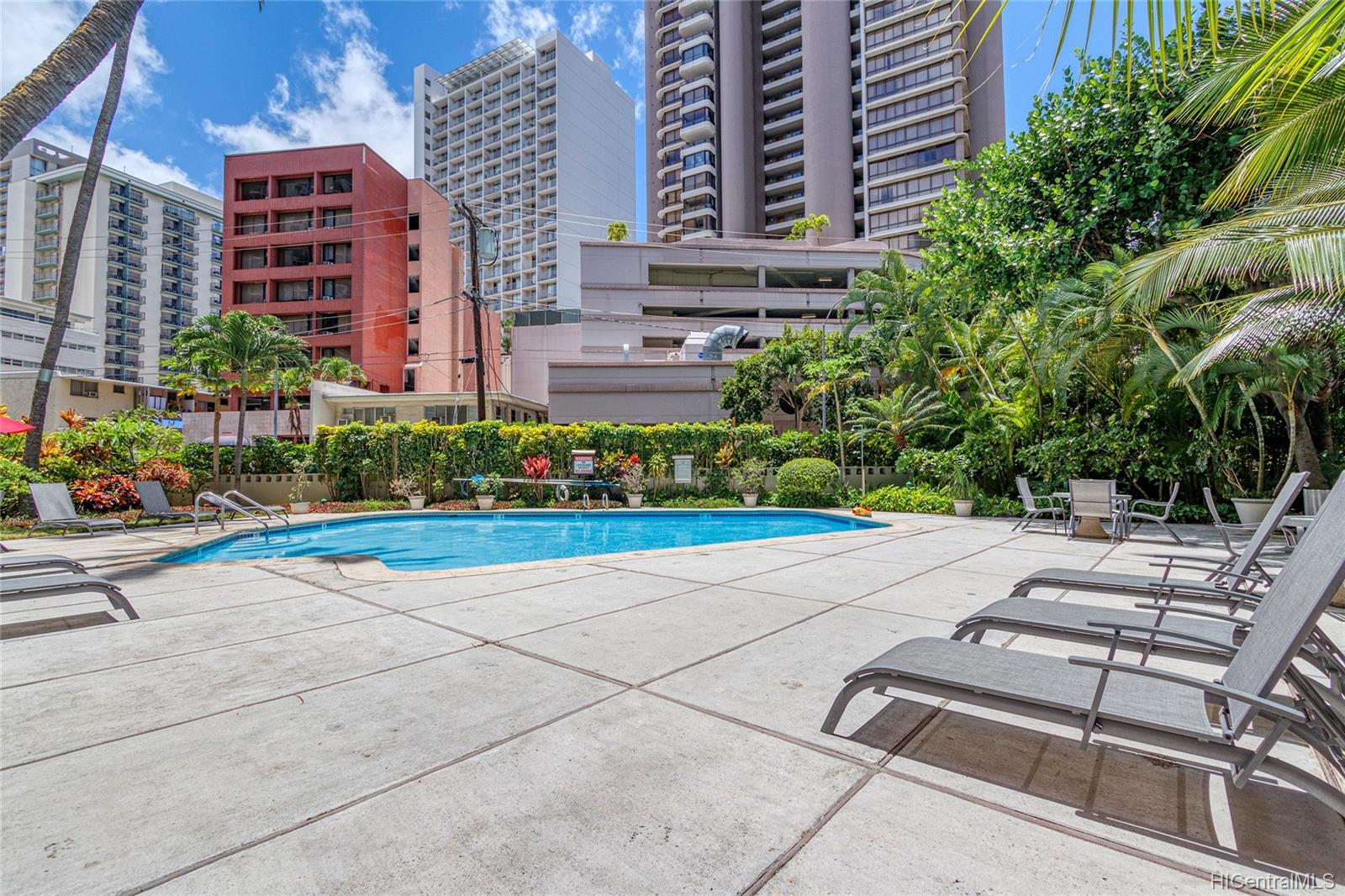 Kalia Inc (B) condo # 802B, Honolulu, Hawaii - photo 17 of 25