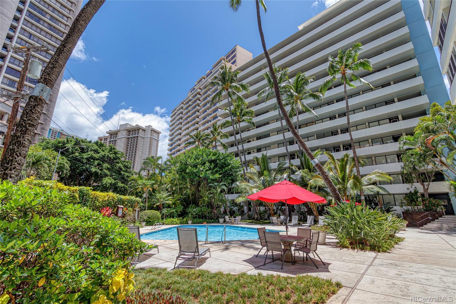 Kalia Inc (B) condo # 802B, Honolulu, Hawaii - photo 18 of 25