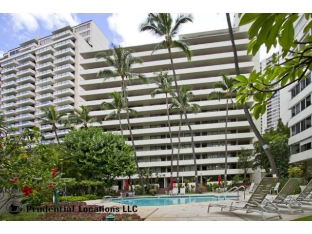 Kalia Inc (B) condo # B807, Honolulu, Hawaii - photo 1 of 16