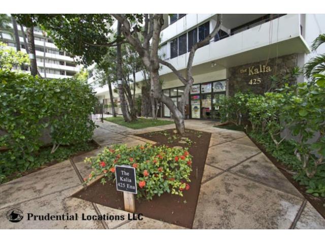 Kalia Inc (B) condo # B807, Honolulu, Hawaii - photo 16 of 16
