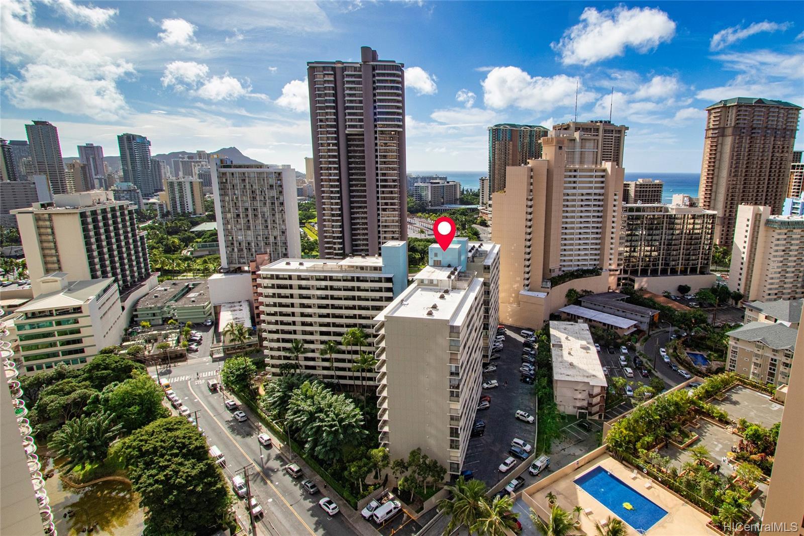 Kalia condo # C903, Honolulu, Hawaii - photo 17 of 24