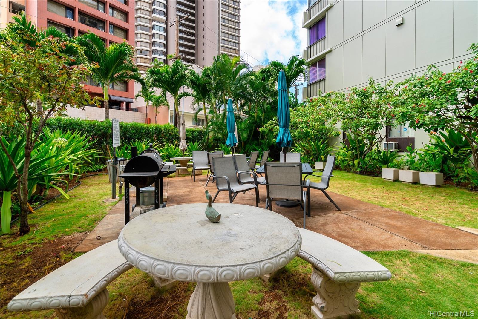 Kalia condo # C903, Honolulu, Hawaii - photo 21 of 24