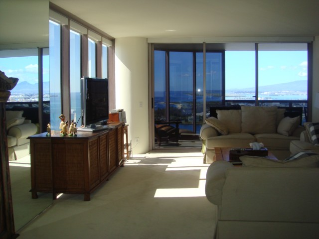 one waterfront tower condo #3201, Honolulu, Hawaii - photo 1 of 7