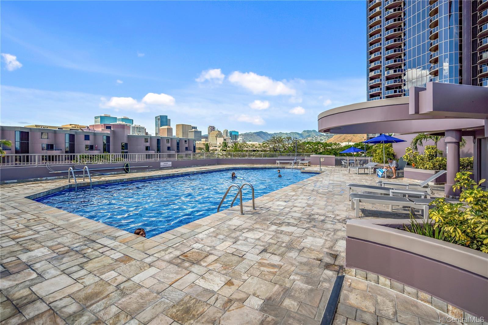One Waterfront Tower condo # 501, Honolulu, Hawaii - photo 22 of 25