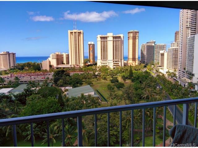 Keoni Ana condo #1108, Honolulu, Hawaii - photo 1 of 6