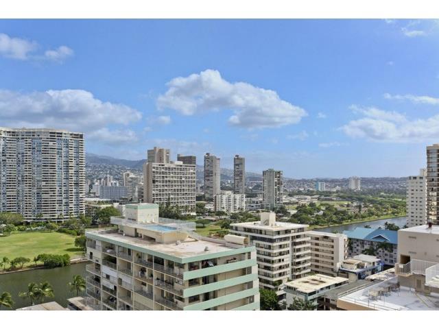 Keoni Ana condo #1301, Honolulu, Hawaii - photo 1 of 15