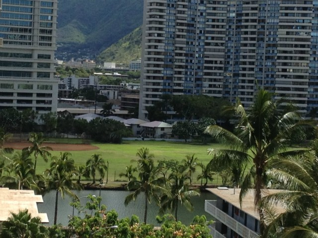 Keoni Ana condo #401, Honolulu, Hawaii - photo 1 of 15