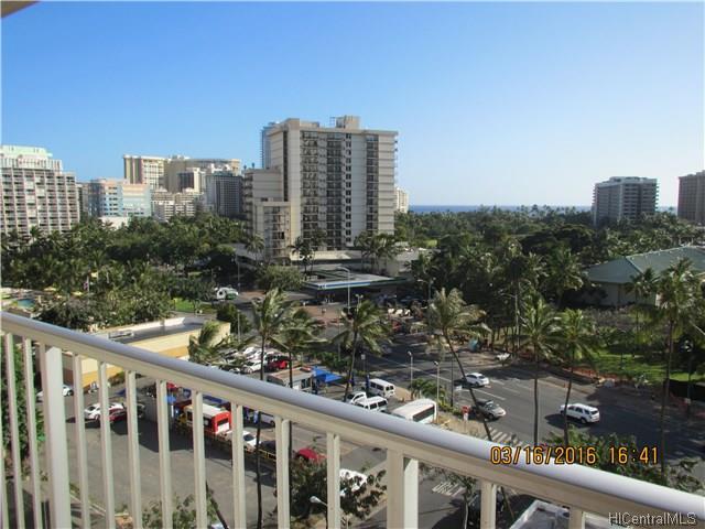 Keoni Ana condo #502, Honolulu, Hawaii - photo 1 of 15