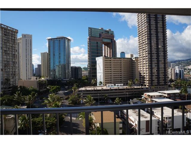 Keoni Ana condo #610, Honolulu, Hawaii - photo 1 of 20