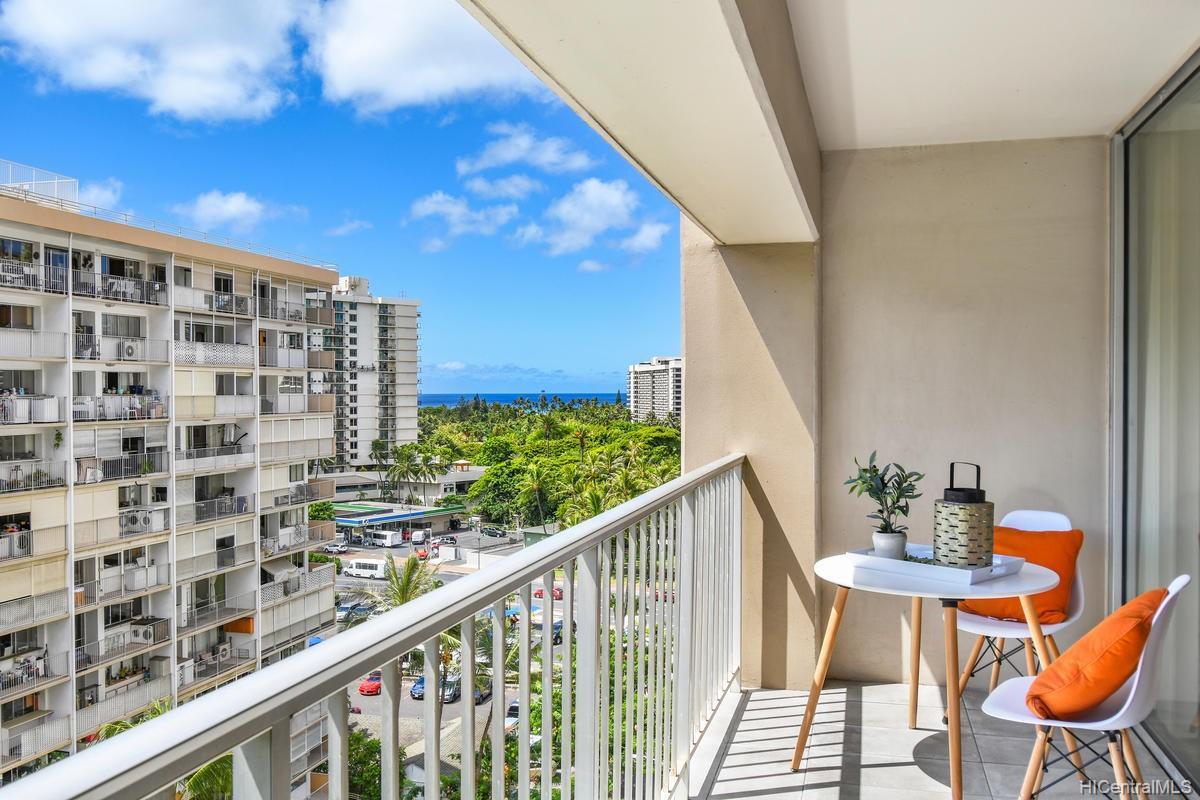 Keoni Ana condo # 613, Honolulu, Hawaii - photo 1 of 21