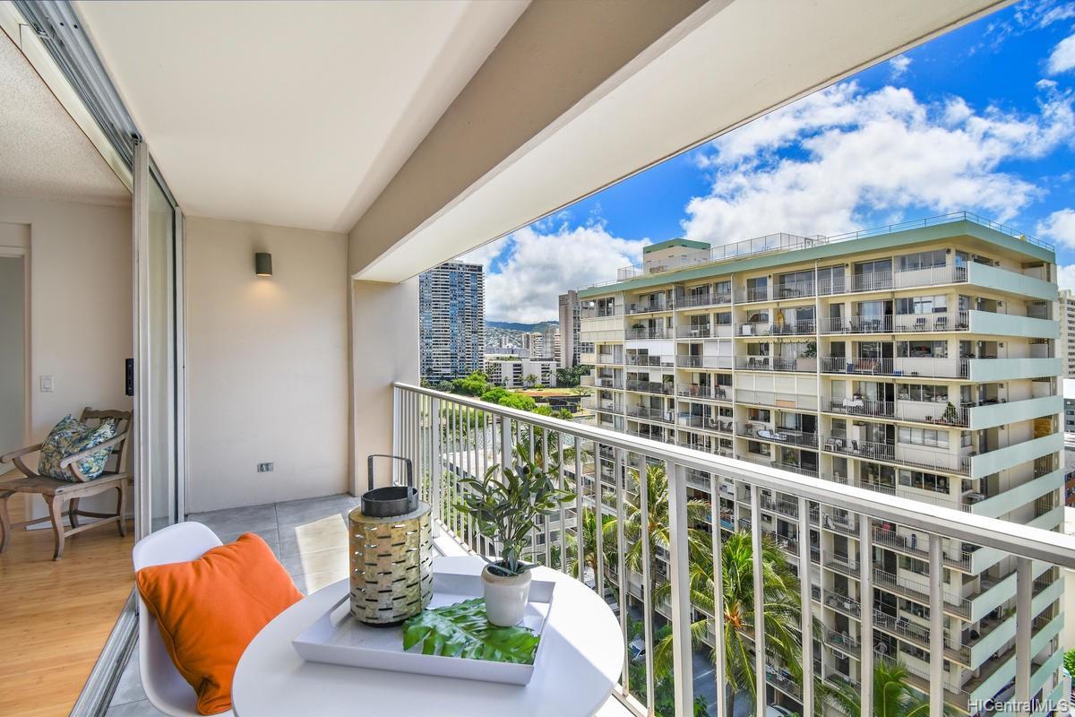 Keoni Ana condo # 613, Honolulu, Hawaii - photo 18 of 21