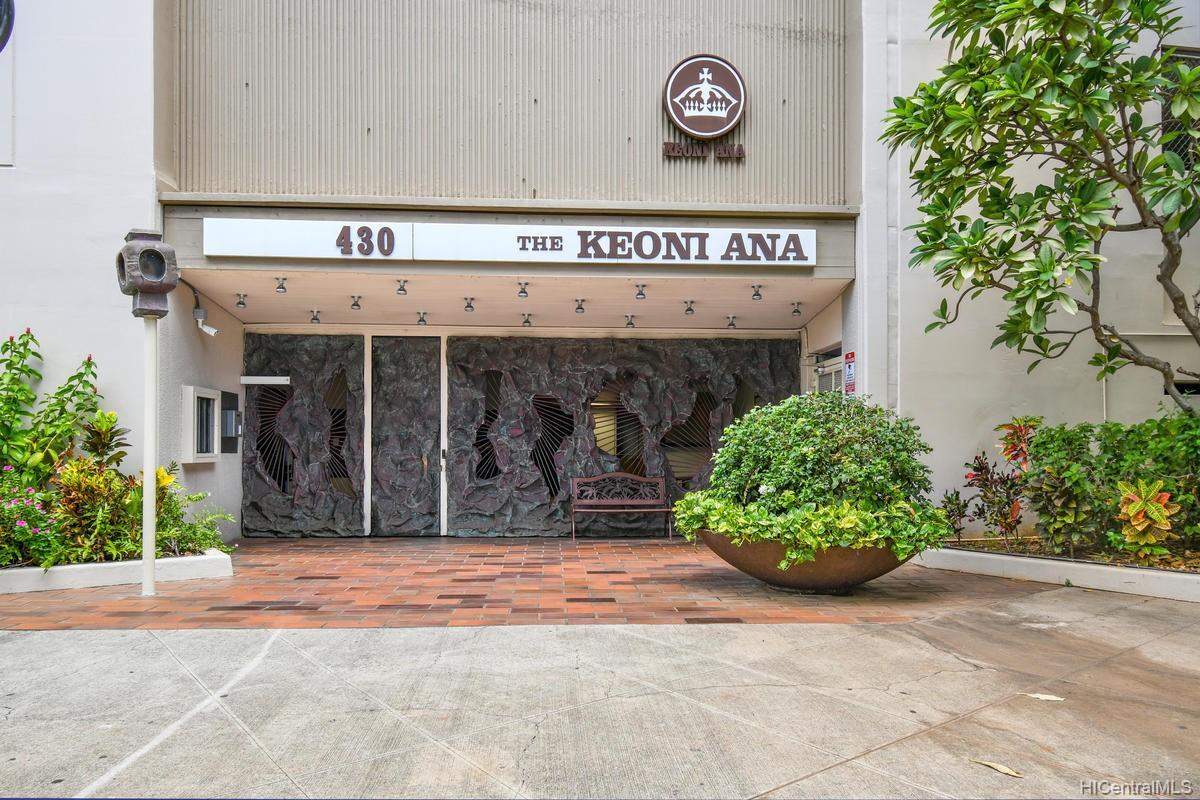 Keoni Ana condo # 613, Honolulu, Hawaii - photo 21 of 21