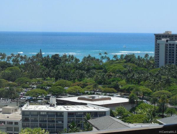 Aloha Towers condo #2205, Honolulu, Hawaii - photo 1 of 10