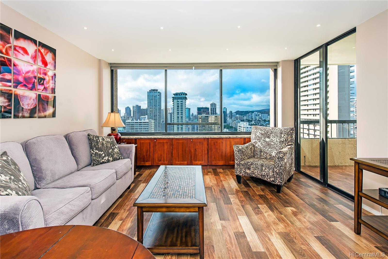 Aloha Towers condo # 2701, Honolulu, Hawaii - photo 4 of 25