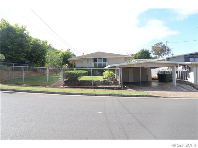 4310 Keaka Dr Aliamanu, Honolulu home - photo 1 of 23