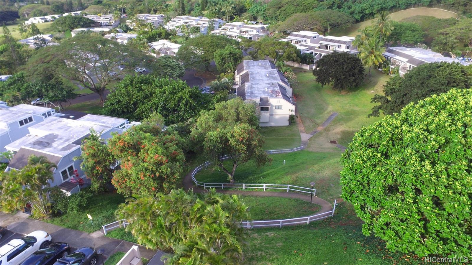 Yacht Club Terrace townhouse # 106, Kaneohe, Hawaii - photo 23 of 25