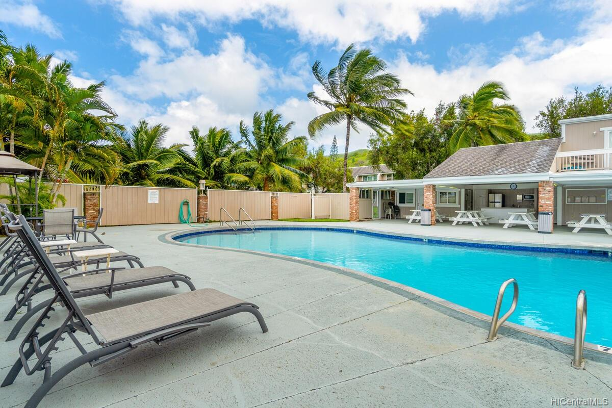 Yacht Club Terrace townhouse # 1204, Kaneohe, Hawaii - photo 24 of 24