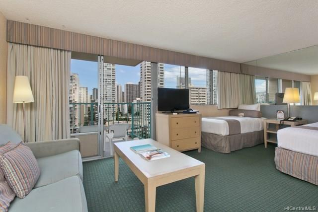 Aloha Surf Hotel condo #1001, Honolulu, Hawaii - photo 1 of 12