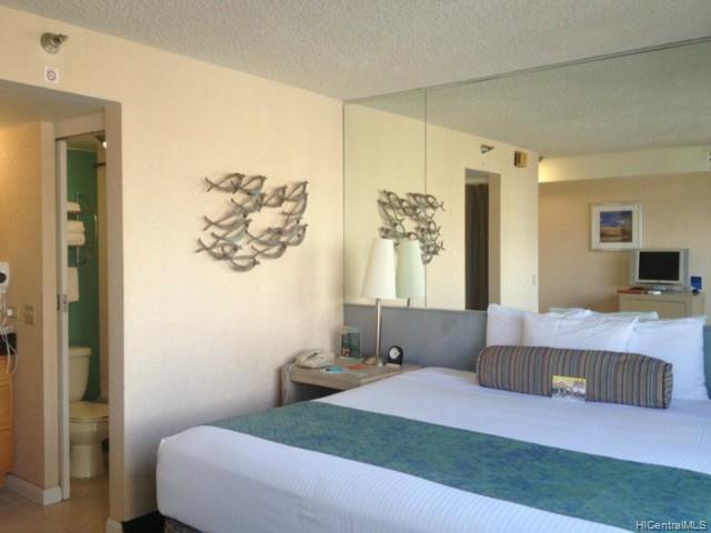 Aloha Surf Hotel condo #1102, Honolulu, Hawaii - photo 1 of 9