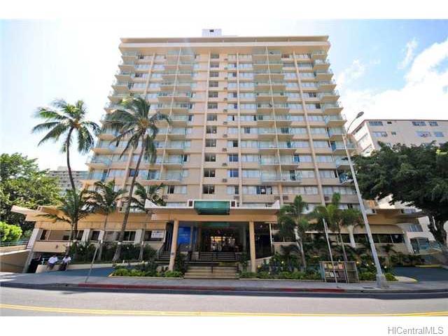 Aloha Surf Hotel condo #1106, Honolulu, Hawaii - photo 1 of 10
